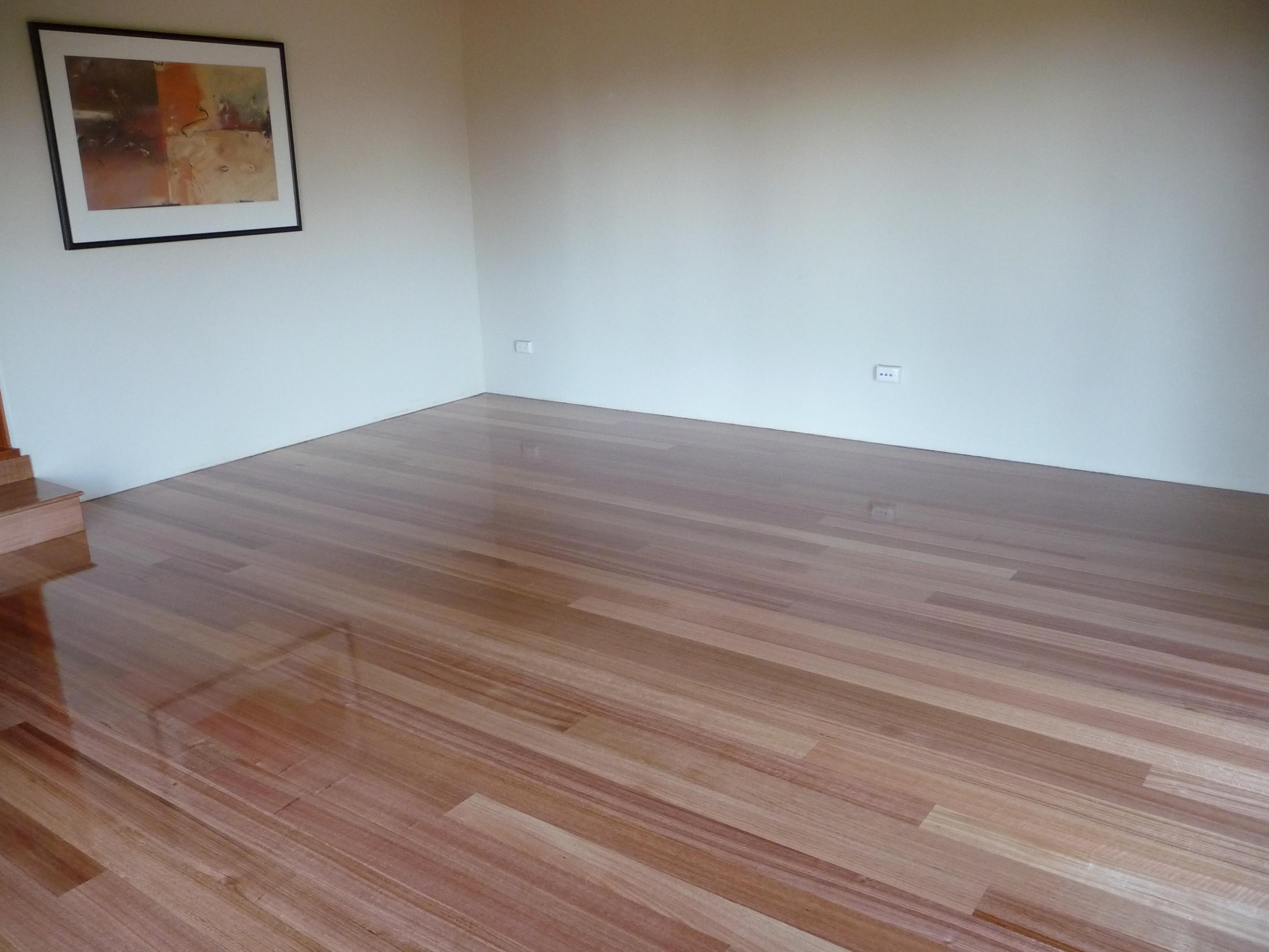 11.polished floor