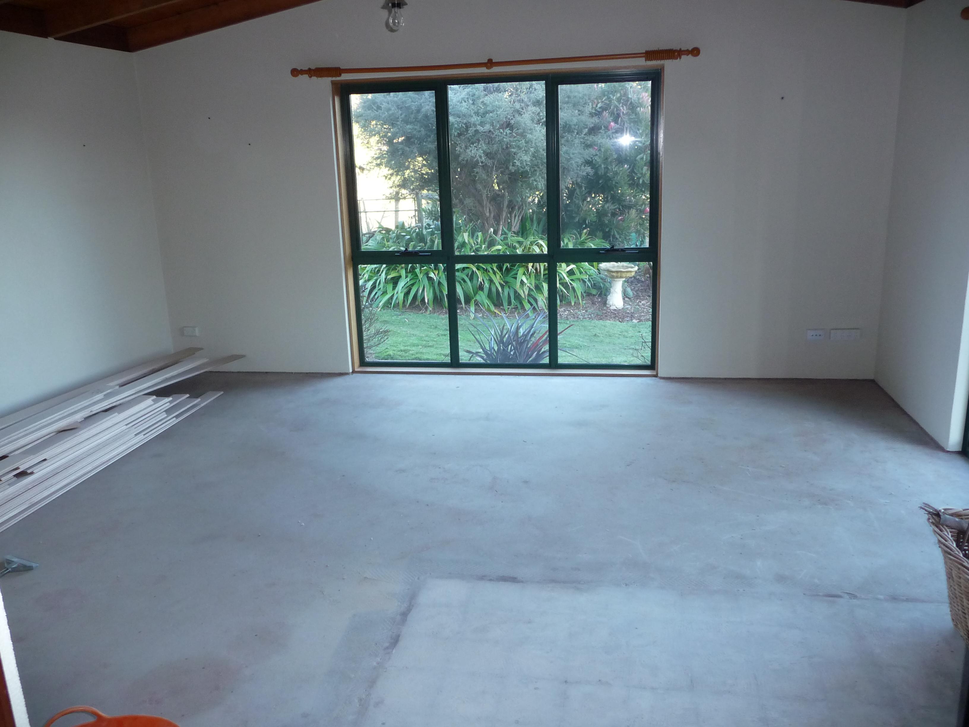 8.stripped floor