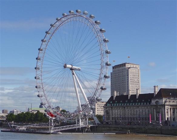 1.London Eye