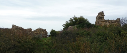 25.Hastings Castle