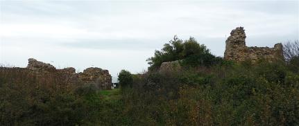 25.Hastings Castle