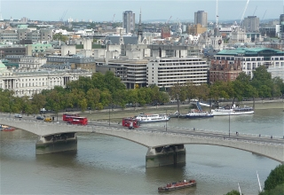 5.Waterloo Bridge