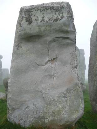 14.Stonehenge face