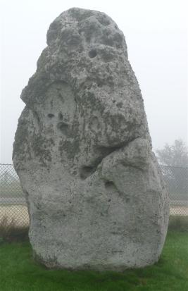 15.Stonehenge face