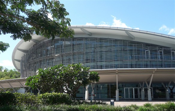 20.convention centre