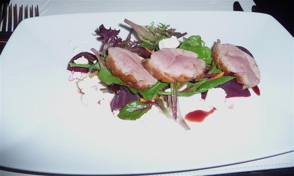 29.canard salad