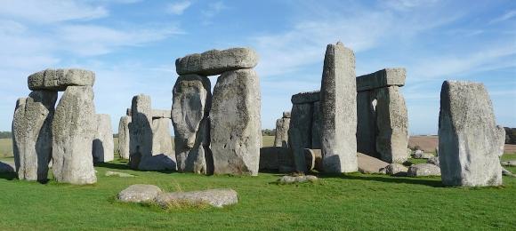 3.Stonehenge