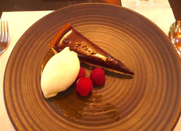 31.chocolate tart