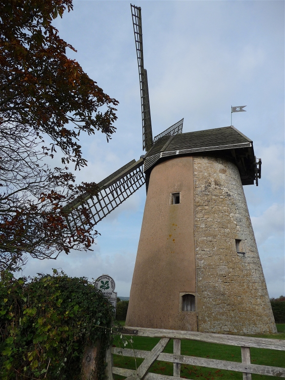 39.Bembridge Windmill