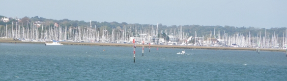 50.Lymington Marina