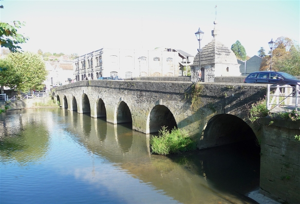 4.The Town Bridge