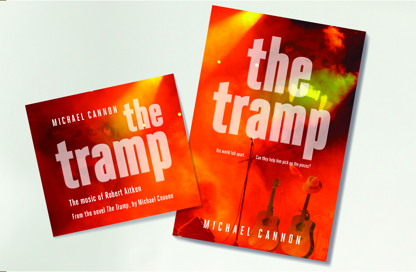 The Tramp CD_Novel Mock
