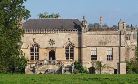 1.Lacock Abbey