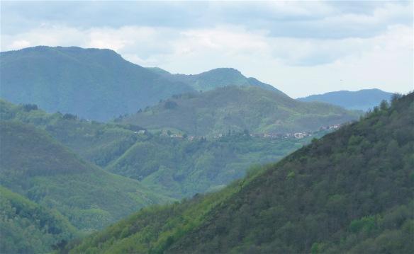 1.San Gemignano