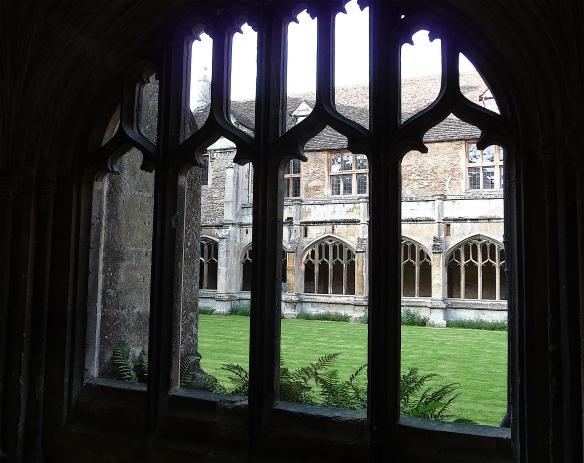 16.Lacock Abbey