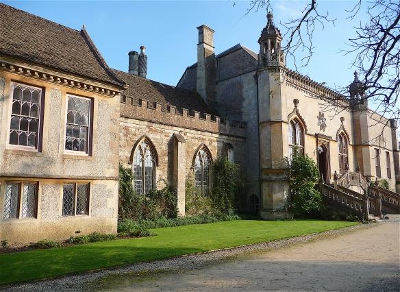 2.Lacock Abbey