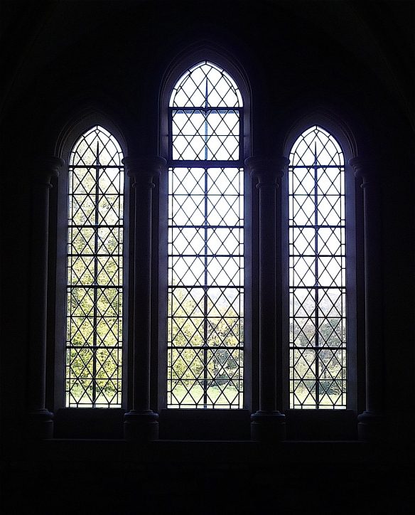 20.Chapter House windows