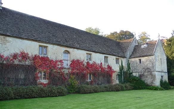 21.Lacock Abbey