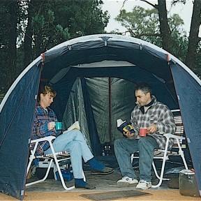 Wilpena Pound, Flinders Ranges, June 1998