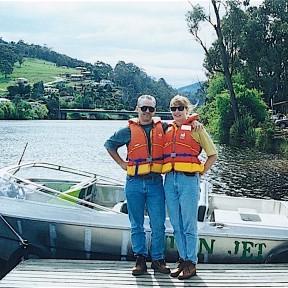 Huon River, Tasmania, November 1998