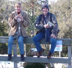 Snake Hill, Cradle Mountain, July 2011