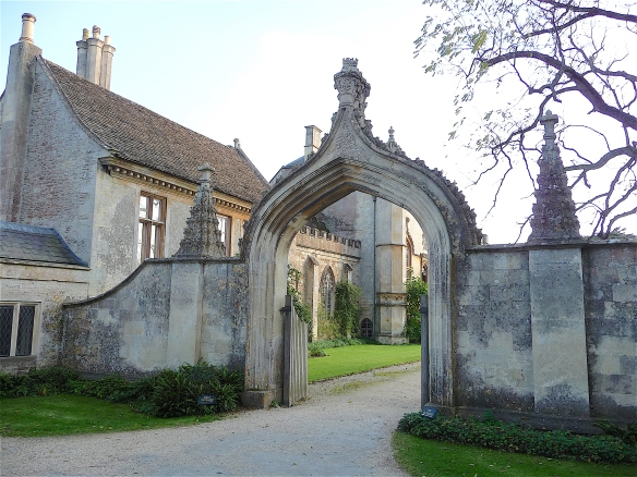 4.Gothic Arch