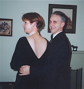St. Peter's Old Collegians black tie dinner, August 2001