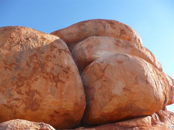 6.Devils marbles