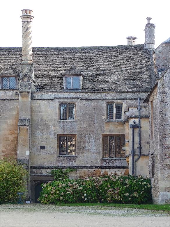 9.Lacock Abbey