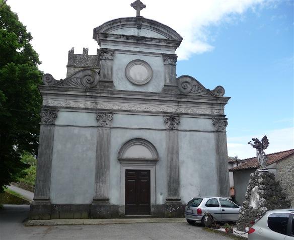 1.chiesa di San Jacopo