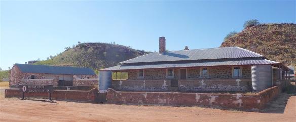 1.telegraph station