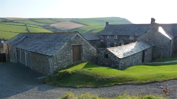 1.Trevigue Farm