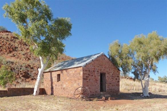14.blacksmith's hut