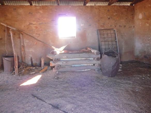 16.blacksmith's hut