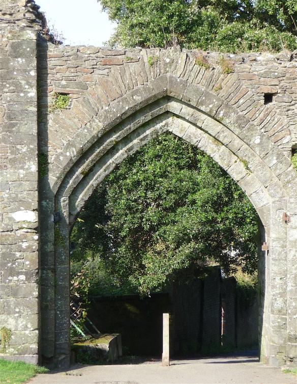 19.Launceston Castle