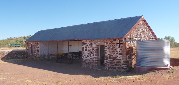 19.wagon shed