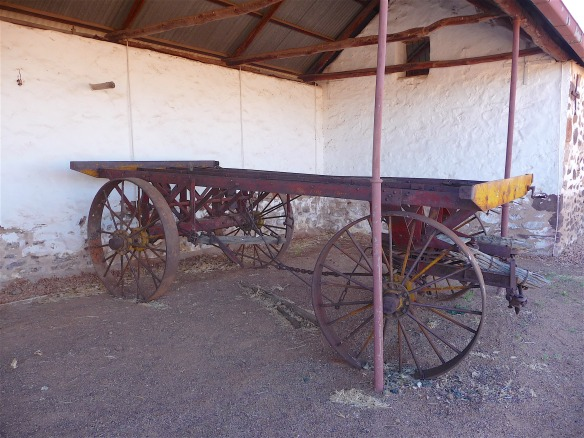 20.wagon shed