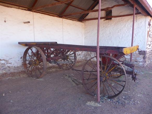 20.wagon shed