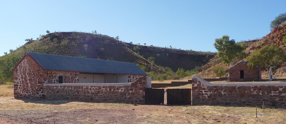 3.wagon shed & blacksmith's hut