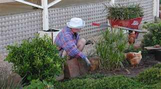 5.gardening