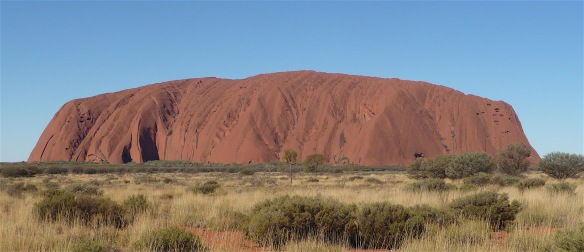 1.Uluru
