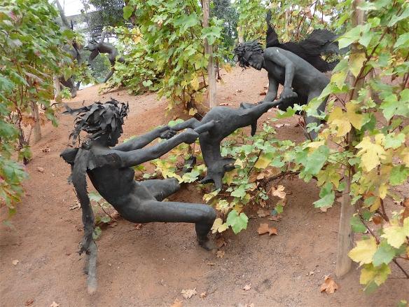 11.Rites of Dionysus sculptures