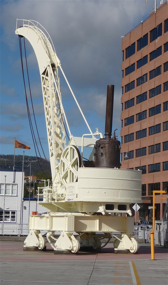 23.steam crane