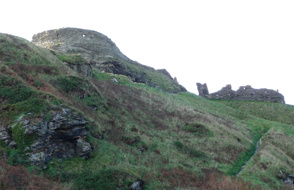 25.Tintagel Castle
