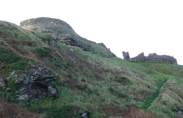 25.Tintagel Castle