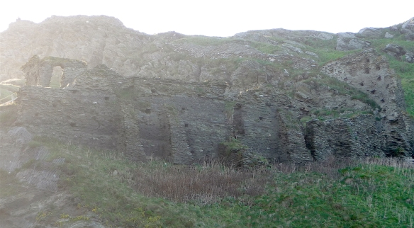 27.Tintagel Castle