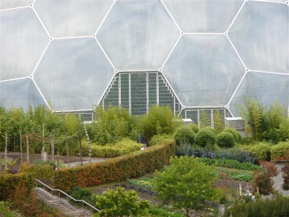 3.Eden Project