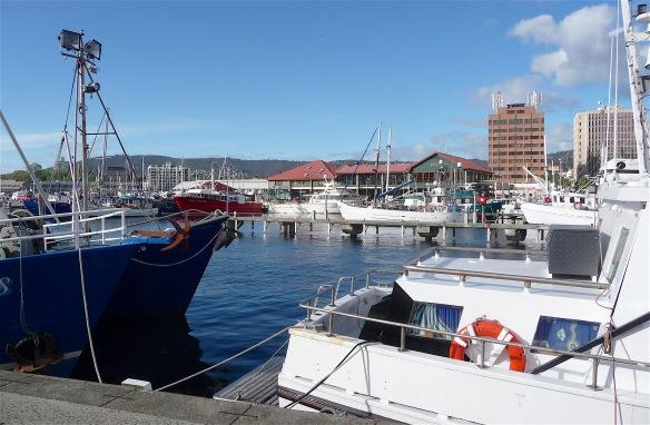 5.Victoria Dock