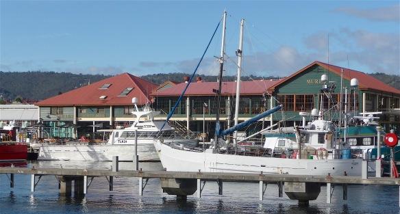 6.Victoria Dock