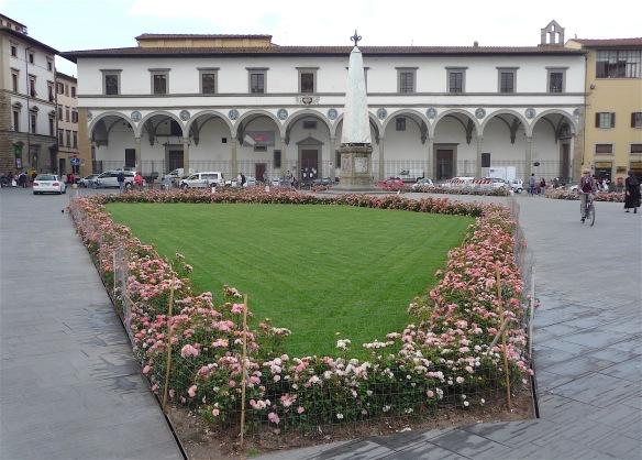 1.Piazza di Santa Maria Novella